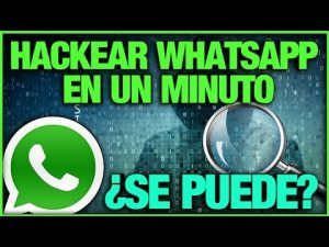 hackear whatsapp facilmente